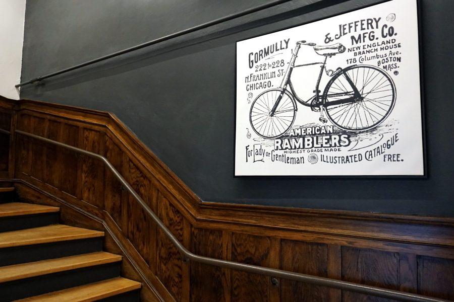 stairwell bike 2