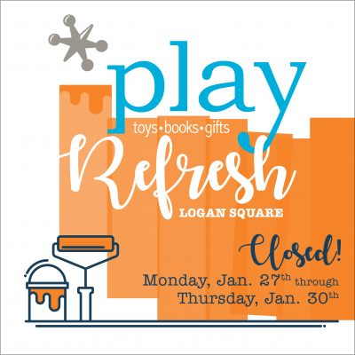 PLAY refresh graphic