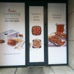 Door and sidelight marketing graphics
