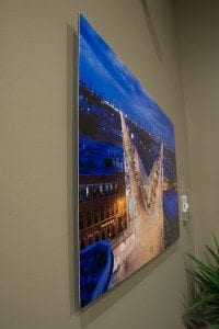 "28"" x 42"" Print Adorns Enhances a Wall"