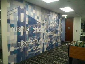 Wall Covering Enhance Your Workspace