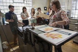 A Group of PrintMakers