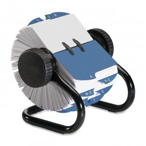 A call to contacts 2 rolodex and contacts