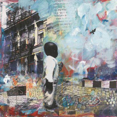 Fine Art by Chicago Artist Karen Powell