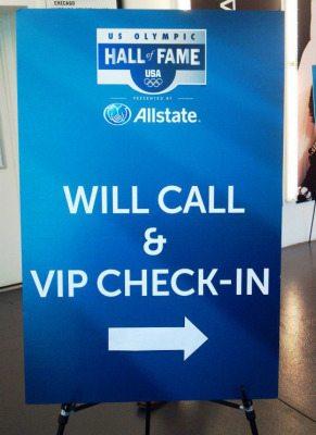 Allstate Wayfinding Signage