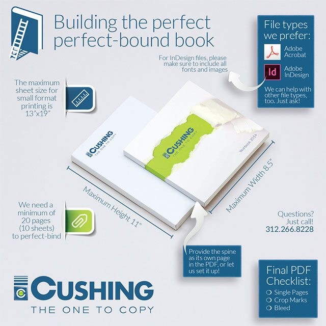 Build Your Perfect Bound Book With These Tips from Cushing