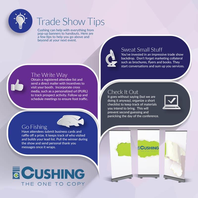Easy to Follow Trade Show Tips