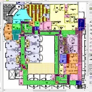 Which Came First? The EGG Print or CAD Color 2 BIM Flooring Two