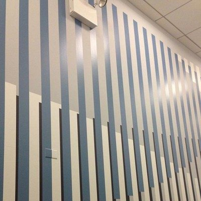 CCR Group Wall Graphic