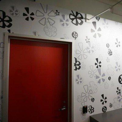 Yelp Wall Graphics