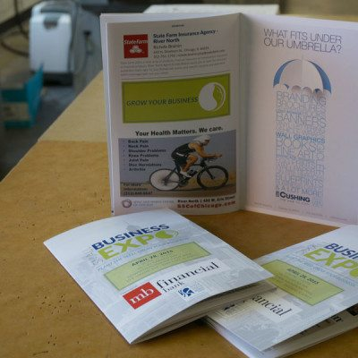 Business Expo Booklets