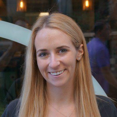 Becky Marks Headshot - Owner at Be Leaf Restaurant