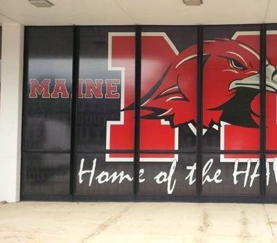 Window Graphics Maine South