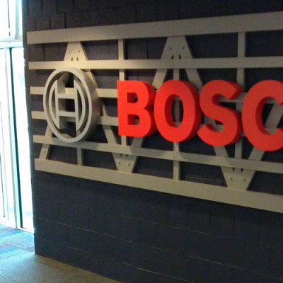 Bosch Dimensional Lettering
