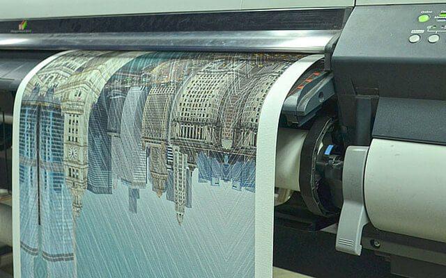 Digital Print Inkjet