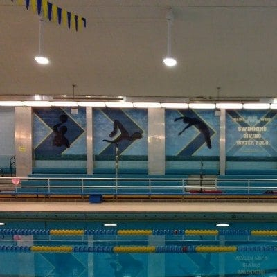 Pool Wall Graphics