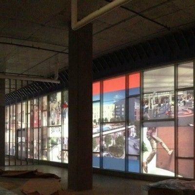 Custom Vinyl Window Graphics Window Clings Decals