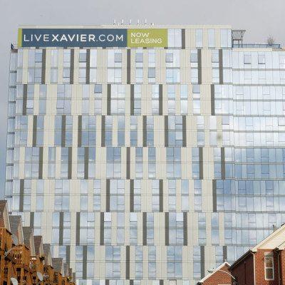 Live Xavier Banner