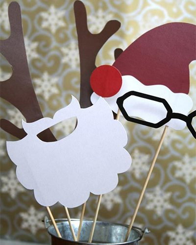 7 Unique Holiday Printing Ideas 5 Christmas Photo Props