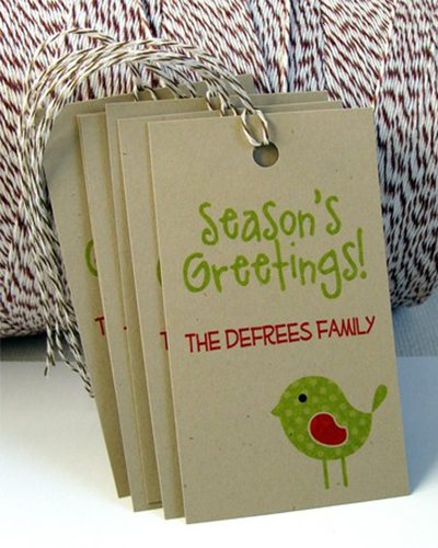 7 Unique Holiday Printing Ideas 9 Personalized Holiday Tags