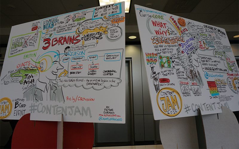 Content Jam Posters