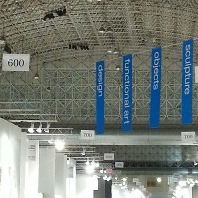 Small Hanging Banners