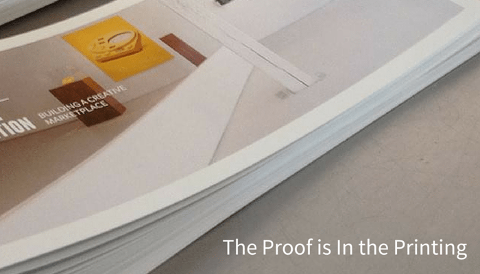 The Proof is In the Printing Featured