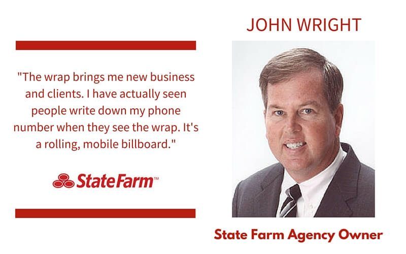 John Wright Head shot and Quote
