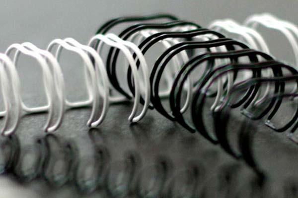 Wire O Binding Option