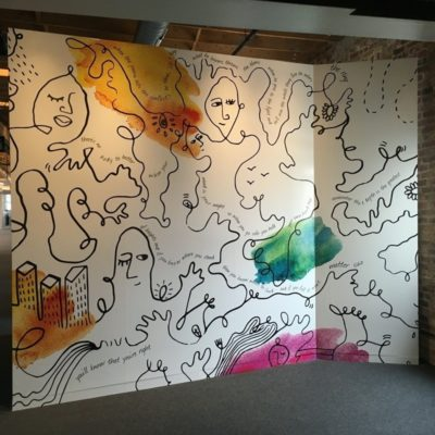 Vinyl Wall Graphics at Mosaic