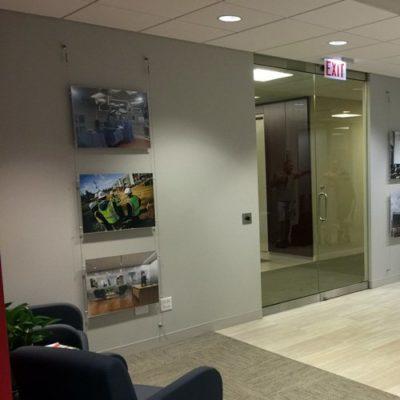 Gilbane Custom Display