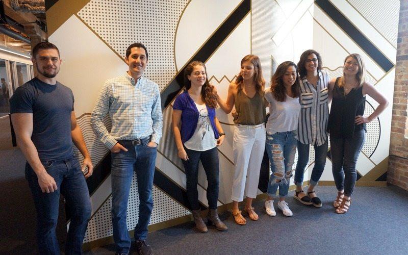 Mosaic Team Photo