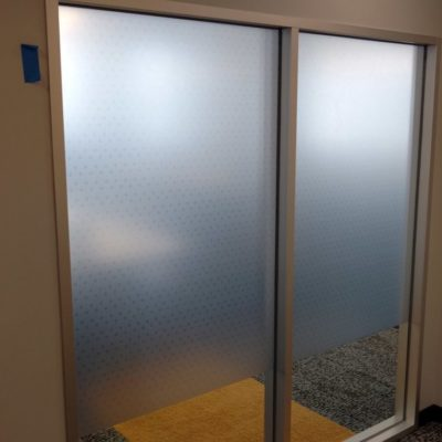 Privacy Film For Windows Decorative Or Frosted Decals Cushing