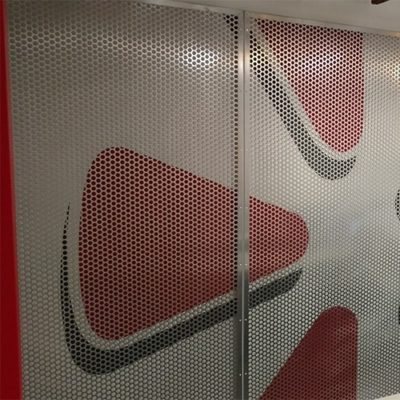 Close Up of Reception Area Graphics at Yelp (Print and Install Using Dreamscape Suede Wallcovering)