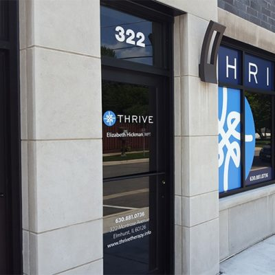 Thrive Storefront