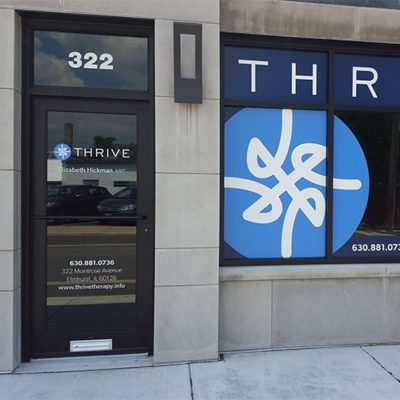 Thrive Therapy Windows