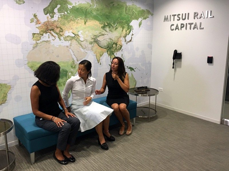 Mitsui-Team-Preps-for-Their-Interview