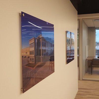 McShane Office Acrylic Prints