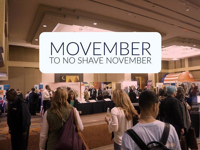 Movember to No Shave November 1 November From the Flatbed Feature