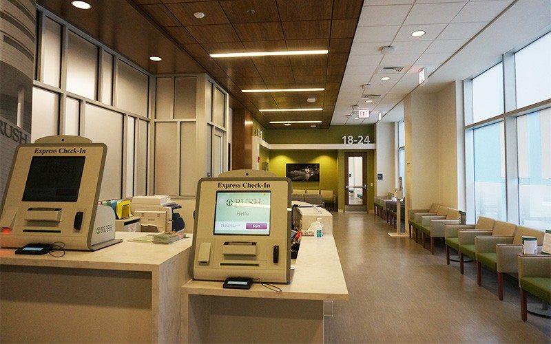 Rush University Medical Center Gallery Cushing