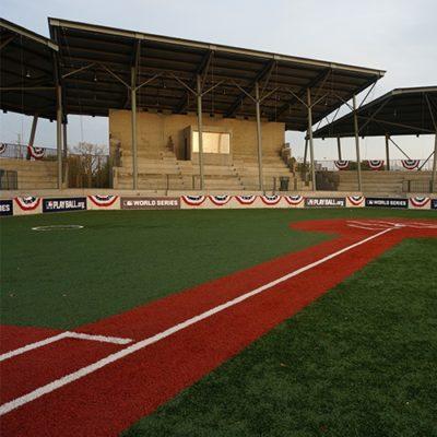 MLB World Series Banner