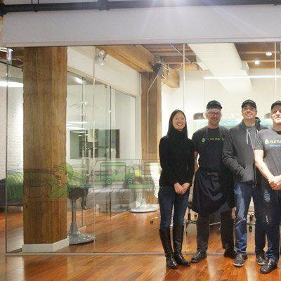 NurtureLife Team With Privacy Film