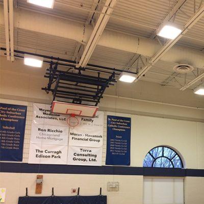 St Paul Cross Banners