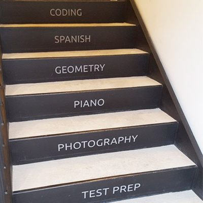 Stair Graphics Wyzant Tutoring