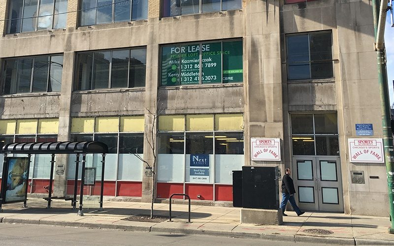 Commercial Property Graphics : Commercial real estate printing cushing