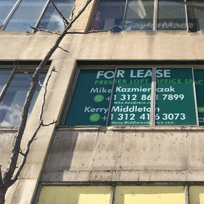 For Lease Window Graphics