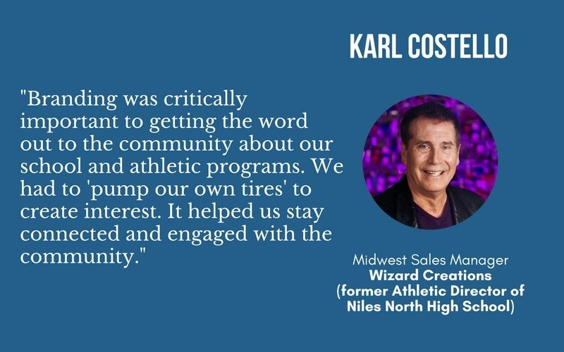 Why School Branding Is Important and Tips To Pass the Test 3 Karl Costello Article Quote