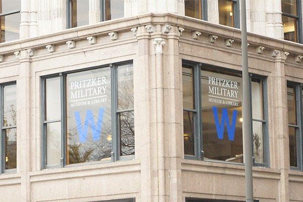 Window Decals Michigan Avanue