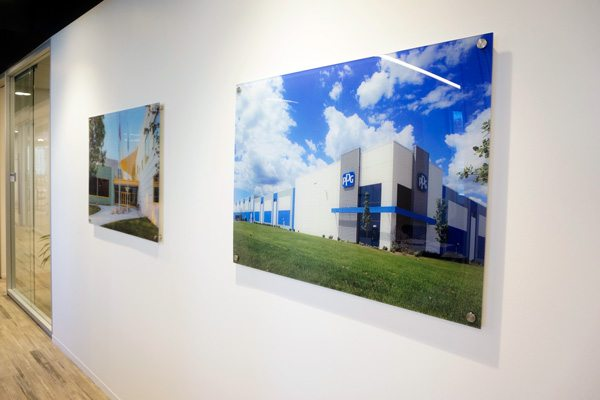 Acrylic Printing Digital Printing On Acrylic Chicago