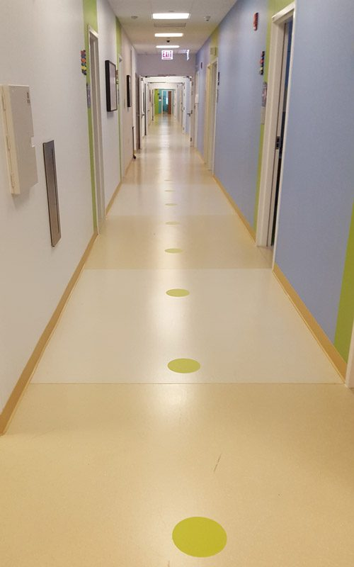 Wayfinding Signage Systems Interior Directional Signs